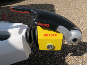 MILENCO Super Heavy Duty AKS 3004 Hitchlock