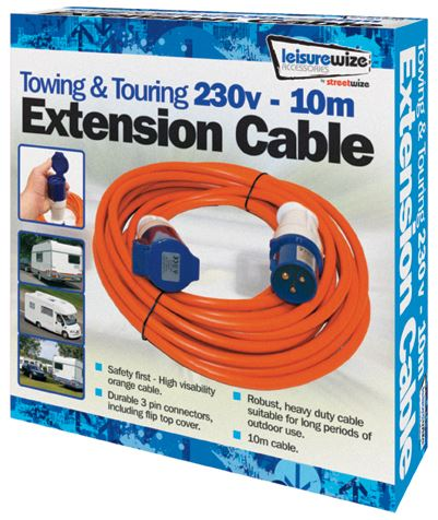 Leisurewize 10m extension lead