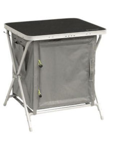 Outwell Bahamas Side Table and Cupboard